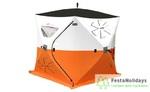 Палатка для зимней рыбалки Norfin Fishing Hot Cube 147x147x167