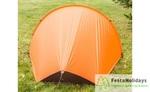 Тент каркасный двухместный Splav Nomad Оранжевый