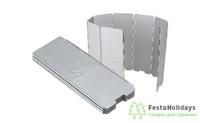 Ветрозащитный экран жесткий Fire-Maple WIND-SCREEN FMW-508 Серый