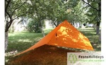Тент Splav Pyramid Оранжевый