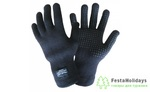 Перчатки водонепроницаемые DexShell TouchFit Coolmax Wool Gloves