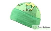 Мультибандана Splav Комби Polartec Power Stretch smile green/желтый