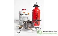 Горелка мультитопливная Kovea Booster 1 (КВ-0603)