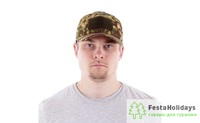 Бейсболка Keotica рип-стоп GreenZone
