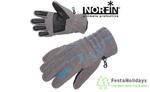 Перчатки женские Norfin Women серый