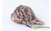 Бейсболка Тритон Duck Hunter (SoftShell) Камыш