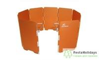 Ветрозащитный экран жесткий Fire-Maple WIND-SCREEN FMW-508 Оранжевый