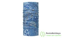 Бандана Buff Active Insect Shield Tehanny blue