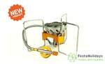 Горелка газовая с ветрозащитой Fire-Maple RAGING FWS-02
