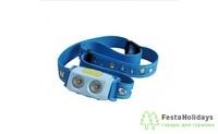 Фонарь налобный детский Ergate Minions Blue For Kids