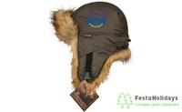 Шапка-ушанка NordKapp FrozenWorld Fox 545