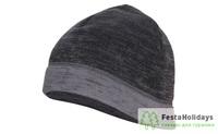 Шапка Splav Classic Thermal Pro меланж черно-серый