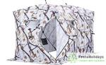 Палатка зимняя Higashi Double Winter Camo Comfort