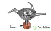 Горелка газовая с ветрозащитой Fire-Maple LEPUS FMS-126