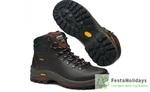 Ботинки трекинговые Grisport м.12813 коричневый