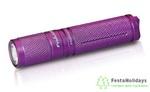 Фонарь Fenix E05 (2014 Edition) Cree XP-E2 R3 LED Фиолетовый