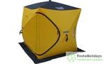 Палатка для зимней рыбалки Helios Куб EXTREME 1.5х1.5 ТОНАР