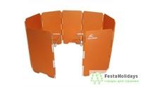 Ветрозащитный экран жесткий Fire-Maple WIND-SCREEN FMW-503 Оранжевый