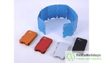 Ветрозащитный экран жесткий Fire-Maple WIND-SCREEN FMW-503 Синий