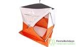 Палатка для зимней рыбалки Norfin Fishing Hot Cube 175x175x195