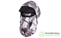 Шапка-маска Norfin Hunting Mask White