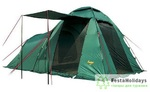 Палатка Canadian Camper Hyppo 4 woodland