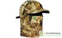 Шапка Remington (флисовая маска с козырьком)