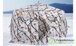 Палатка зимняя Higashi Winter Camo Sota Pro