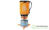 Комбинированная система приготовления пищи JetBoil Sumo Orange