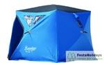 Палатка для зимней рыбалки Canadian Camper Beluga 3 Plus (утепленная)