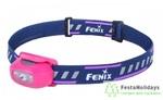 Фонарь Fenix HL16 Cree XP-E2 R3 Neutral White Розовый