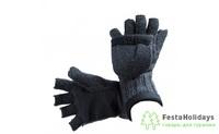 Перчатки-варежки вязаные Juhani Mutka
