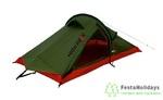 Палатка High Peak Siskin зелёный/красный
