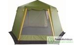 Тент-шатер GreenLand Polygon 400