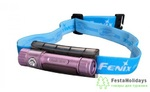 Фонарь налобный Fenix HL10 Philip LXZ2-5770 LED Розовый