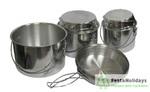 Набор посуды RockLand (C8087W)