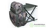 Рюкзак для рыбалки Fisherman Ф53 + складной стул ФТК13