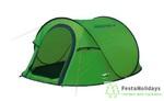 Палатка High Peak Vision 3 зелёный