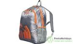 Рюкзак Nova Tour Стрэй 30 Серый/оранжевый