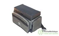 Ящик-рюкзак для рыбалки Salmo Россия (H-1LUX)