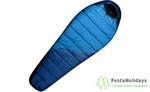 Спальный мешок Trimm Trekking Balance Junior 150см синий