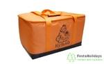 Сумка для теплообменника Кузьма оранжевый