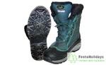 Ботинки зимние Norfin Snow Бирюзовый