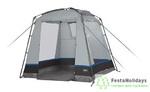 Палатка-шатер High Peak Veneto светло-серый/тёмно-серый