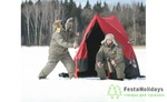 Палатка для зимней рыбалки Canadian Camper Alaska 1 Pro