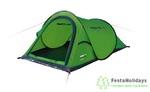Палатка High Peak Campo зелёный