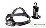 Фонарь налобный Fenix HP30R Cree XM-L2, XP-G2 (R5) Черный